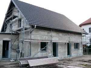 Einfamilienhaus in Dahlen  – Referenzobjekt der Energieberatung Torgau