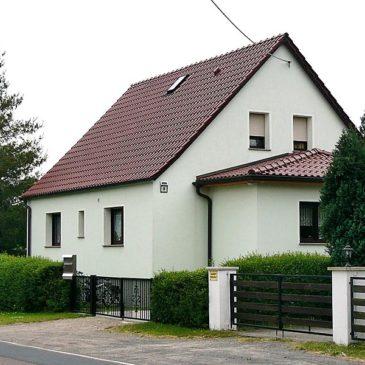 Einfamilienhaus in Süptitz