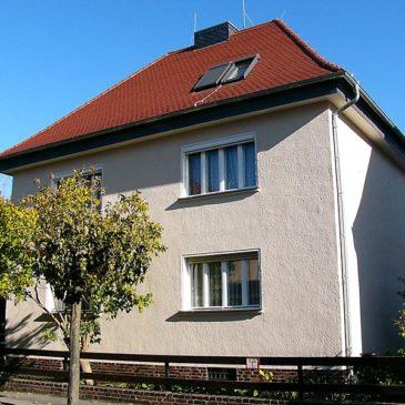 Einfamilienhaus in Torgau – Referenzobjekt der Energieberatung Torgau