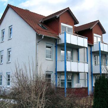 Mehrfamilienhaus in Beckwitz
