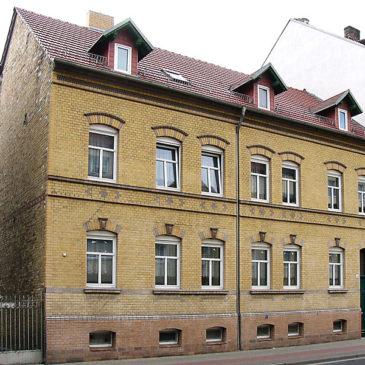 Mehrfamilienhaus in Delitzsch