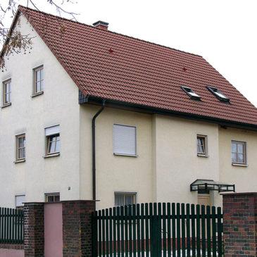 Mehrfamilienhaus in Loßwig