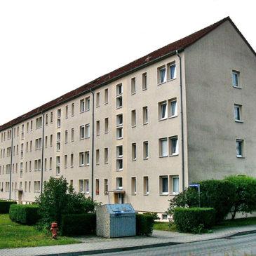Wohnblock mit 42 WE in Torgau
