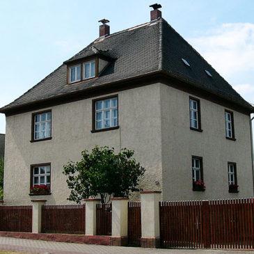 Zweifamilienhaus in Leipzig