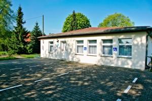 Praxisgebäude in Arzberg – Referenzobjekt der Energieberatung Torgau