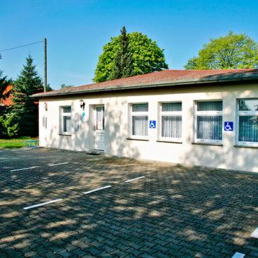 Praxisgebäude in Arzberg