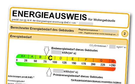 Energieberatung Torgau erstellt Ihren Energieausweis