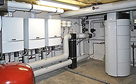 Planung von Heizlast, Heizflächen, Rohrnetz, hydraulischer Abgleich
